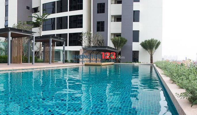 Chính chủ cho thuê căn hộ cao cấp The AScent P Thảo Điền Q2 có nội thất 70m2 2pn
