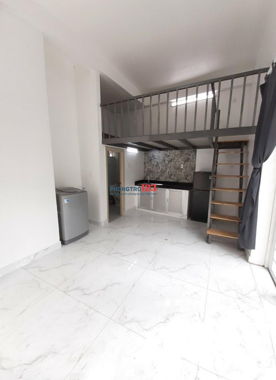 CHDV Phòng trọ mới có gác nội thất mới đẹp tại 46 đường 61 Đỗ Xuân Hợp, P. Phước Long B, Quận 9