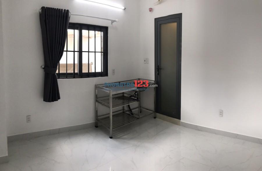 Phòng Cho Thuê Mới Xây 802b Âu Cơ, Q.Tân Bình