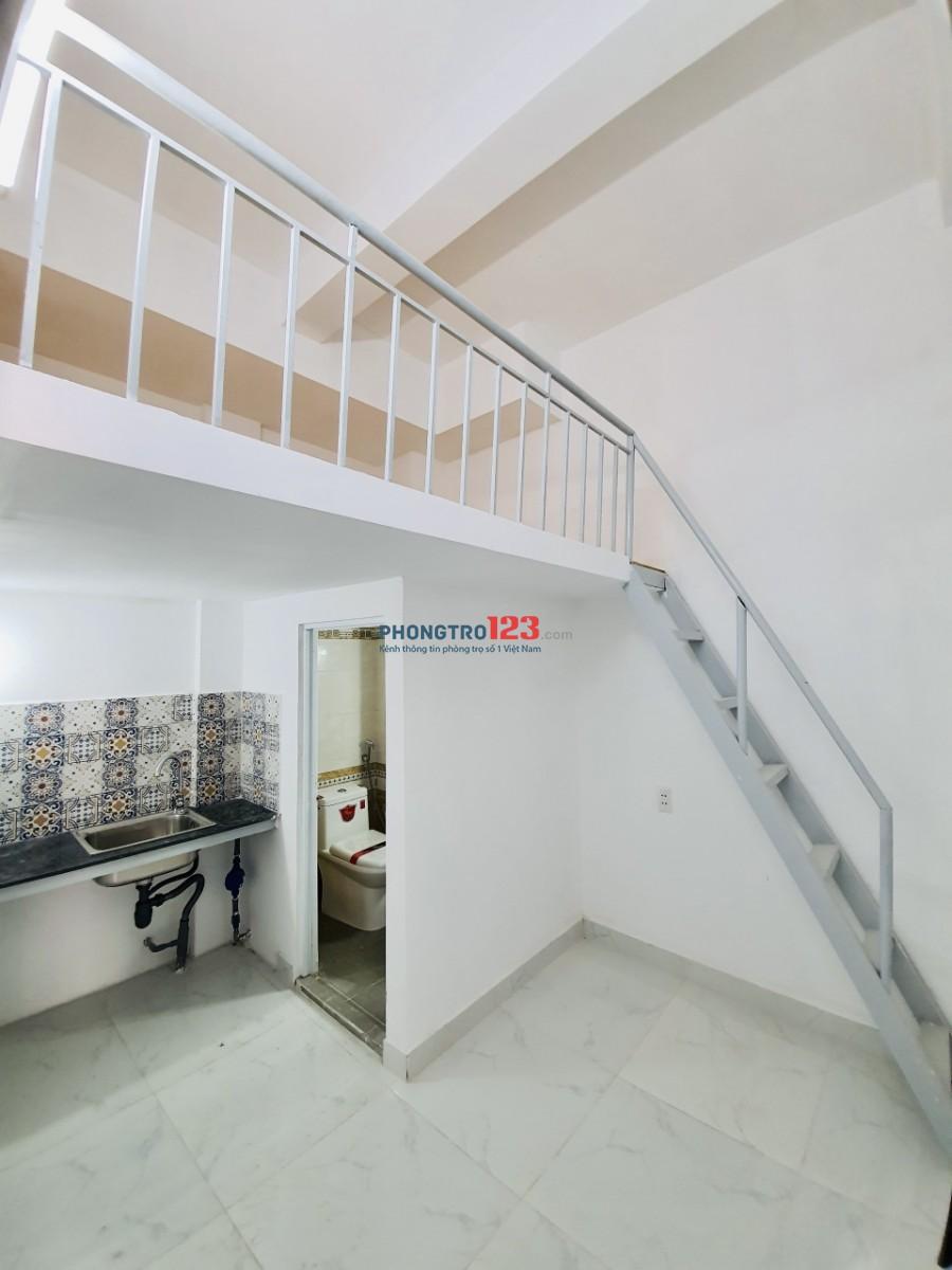 Phòng trọ cao cấp mới xây sát Lotte - Phường Tân Quy, Q7 chỉ 3 triệu/th
