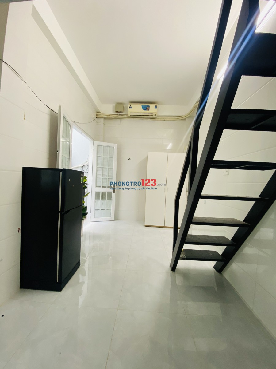 Phòng trọ tại 1358 đường Quang trung, Phường 14, Gò Vấp. Có sẵn nội thất
