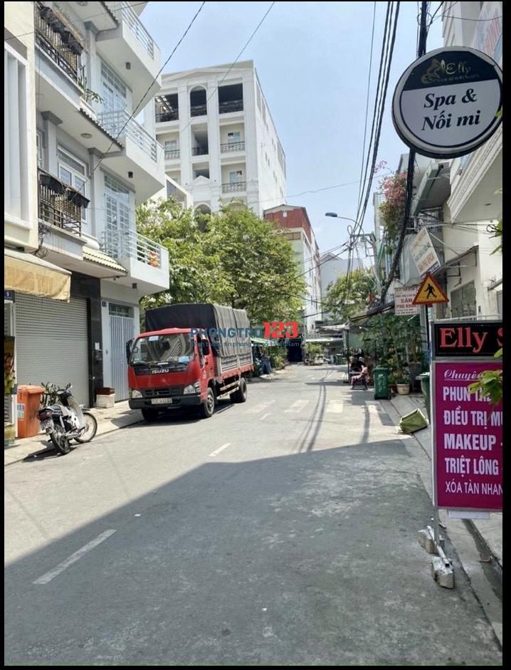 Chính chủ cho thuê nhà NC có nội thất 1 trệt 1 lầu tại đường 11 khu phố 3 P Bình Thuận Q7