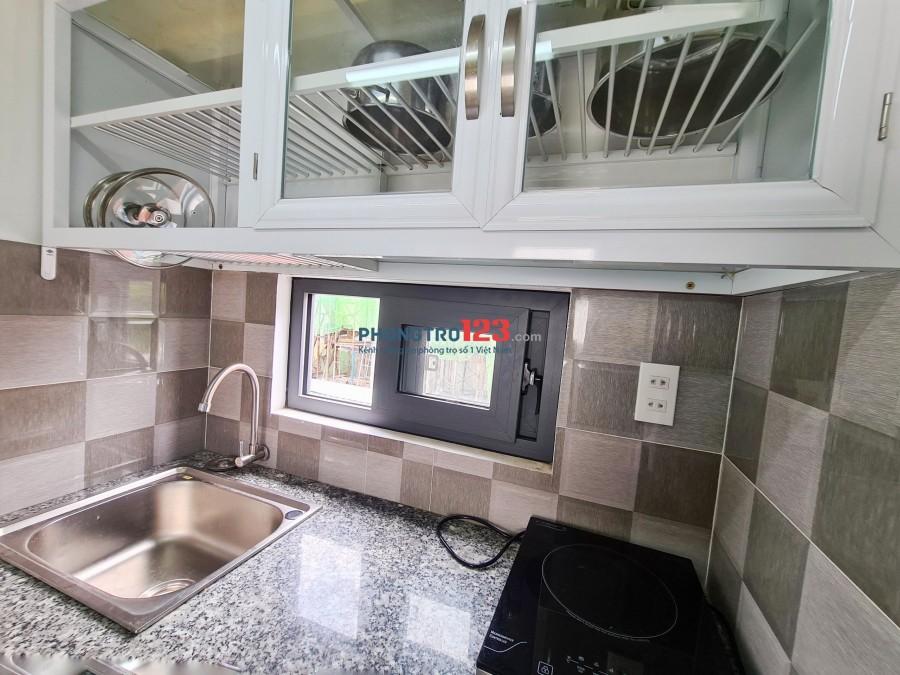 Cần cho thuê căn hộ mini giá sinh viên tại đường Điện Biên phủ - Q Bình Thạnh !