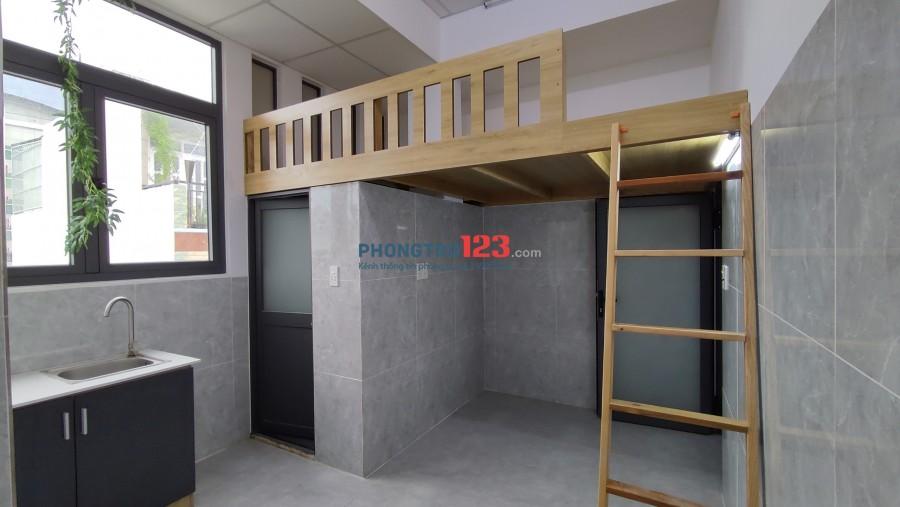 Phòng trọ Gò Vấp 20m2 đường Lê Đức Thọ. Giá phòng cho thuê từ 3 700 000 đ - 4 200 000 đ