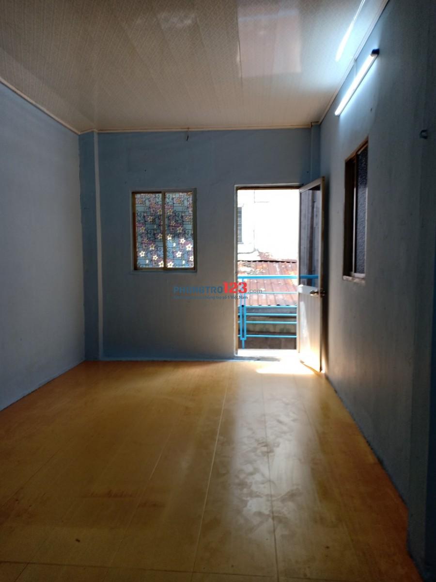Cho thuê nhà nguyên căn trên đường Hòa Hảo trung tâm Quận 10. Giá thuê 6tr5/tháng còn thương lượng