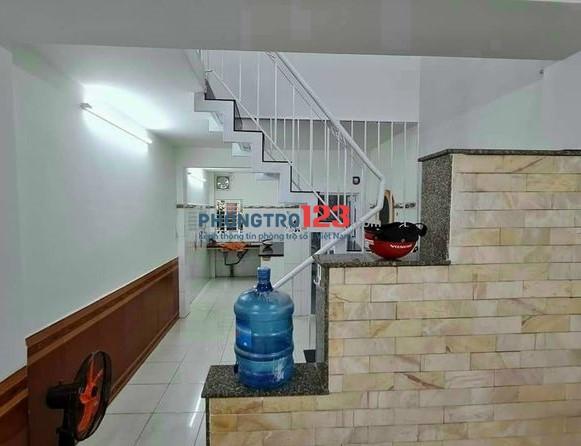 Phòng trọ 482 Nguyễn Đình Chiểu, Quận 3, diện tích 16m2, giá rẻ.