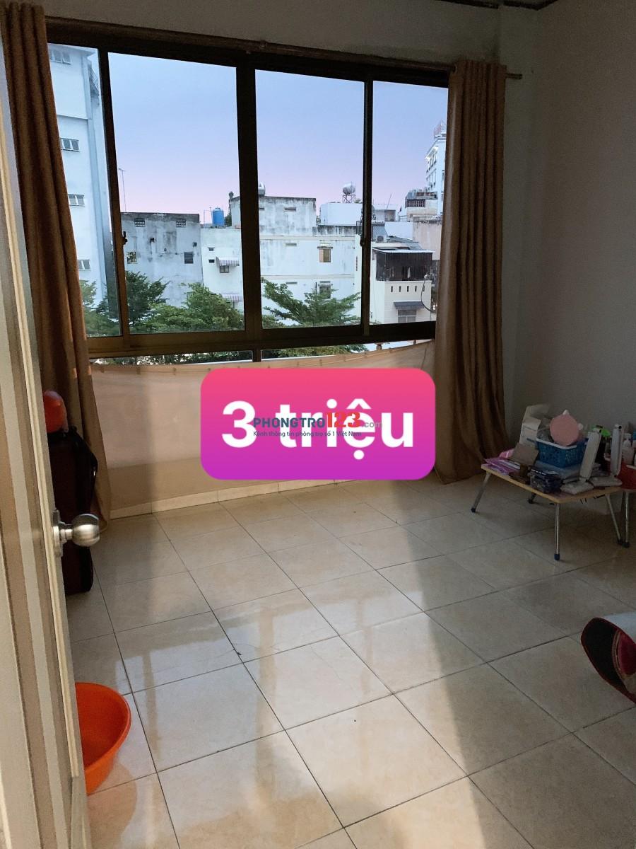 Phòng trọ mới xây giá sinh viên tại Q Phú Nhuận !