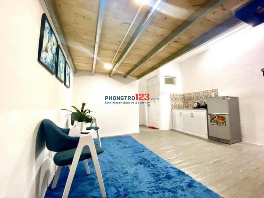 Phòng full nội thất giá siêu hạt dẻ tại đường Đinh Bộ Linh - Q Bình Thạnh