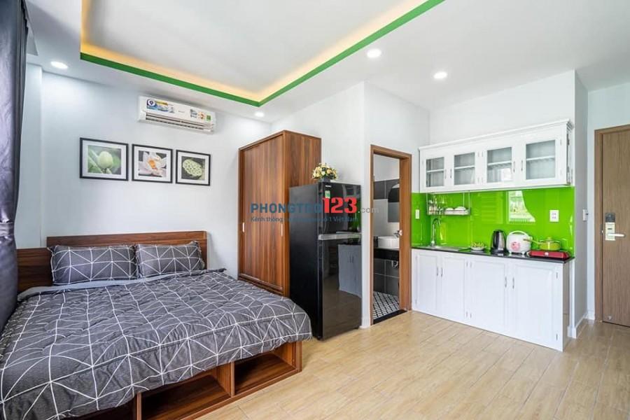 Căn hộ mini full nội thất Đinh Bộ Lĩnh Bình Thạnh