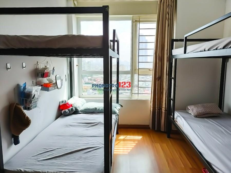 Cho thuê phòng trọ homestay giá 1tr5/th ở chung cư