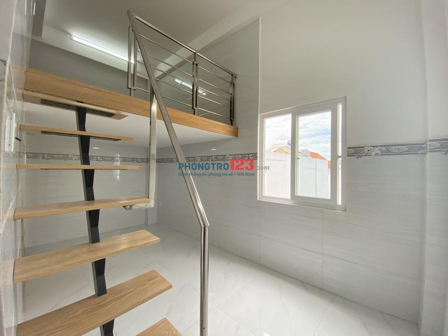Căn hộ mới xây đẹp giá rẻ ở Đường Sầm Sơn, Phường 4, Tân Bình