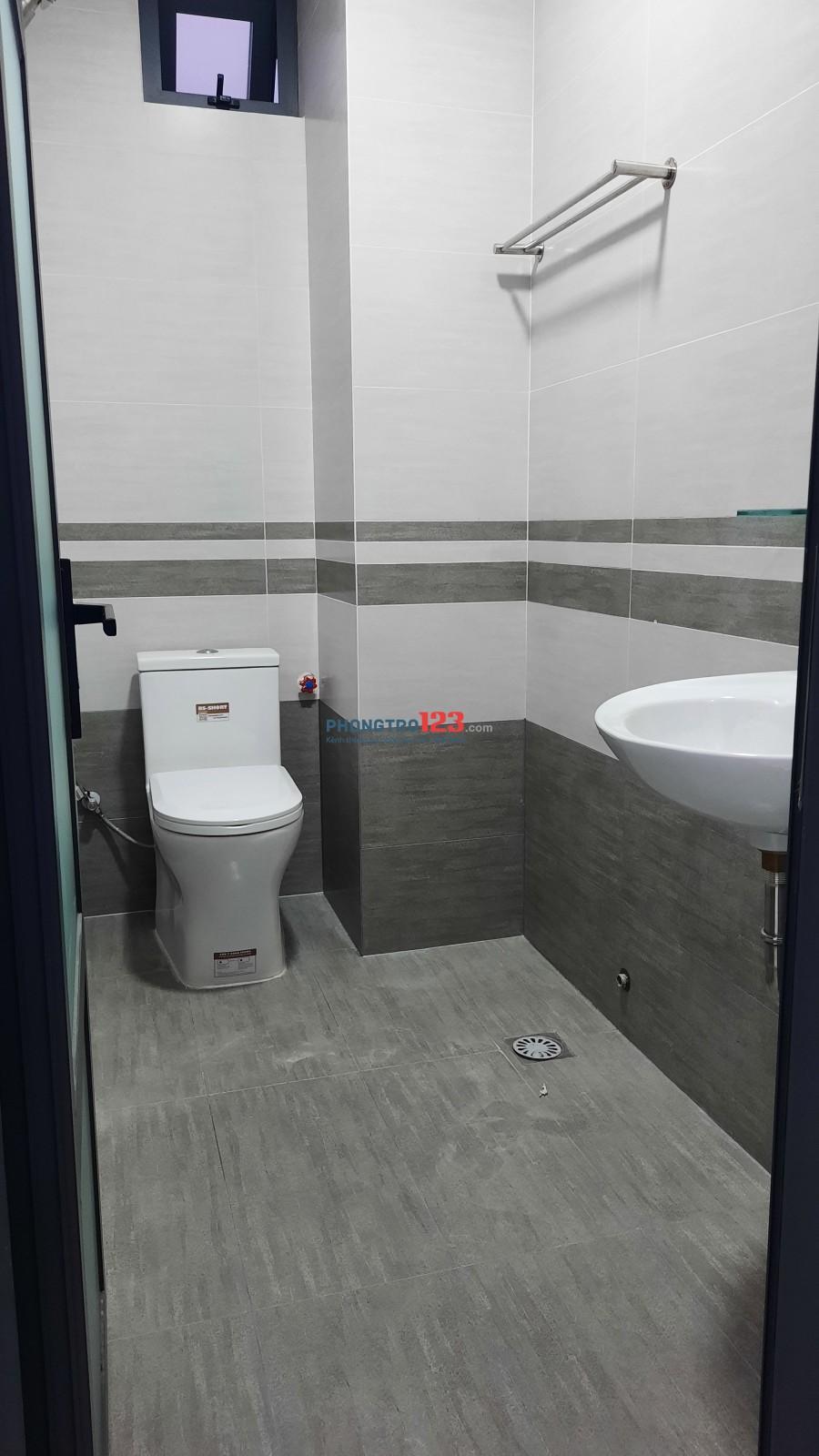 Phòng trọ cao cấp đủ tiện nghi giá chỉ từ 4tr đến 4tr5/tháng ngay Cầu Thị Nghè