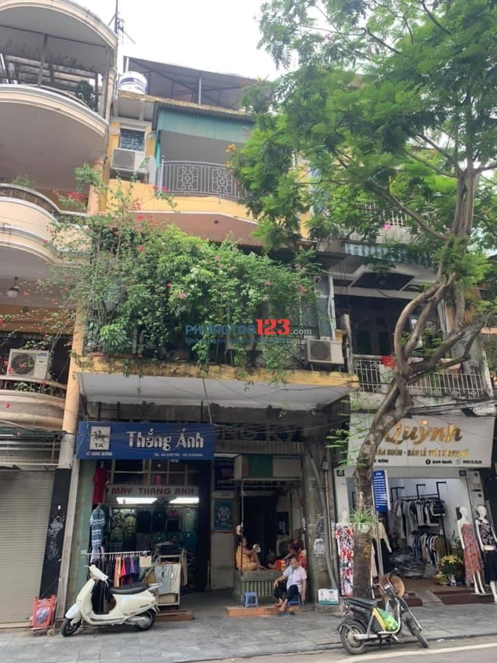 Phòng trọ Homestay ở ghép giá rẻ tiết kiệm tại Hàng Đường - khu vực phố cổ