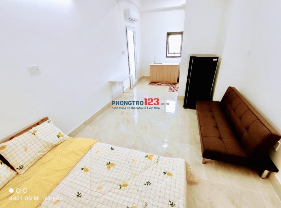 Căn hộ mini full nội thất 25m2 đa dạng loại phòng giá từ: 4.500.000 - 6.000.000