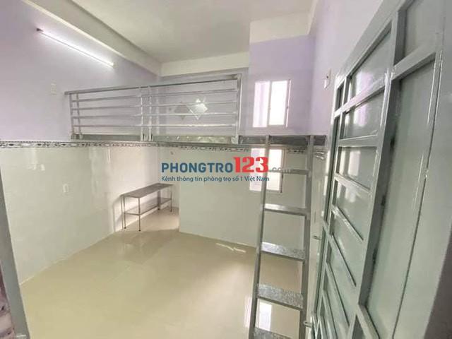 Phòng trọ giá rẻ, mới xây chưa qua sử dụng tại 1 Đường Tống Văn Hên, Phường 15, Quận Tân Bình