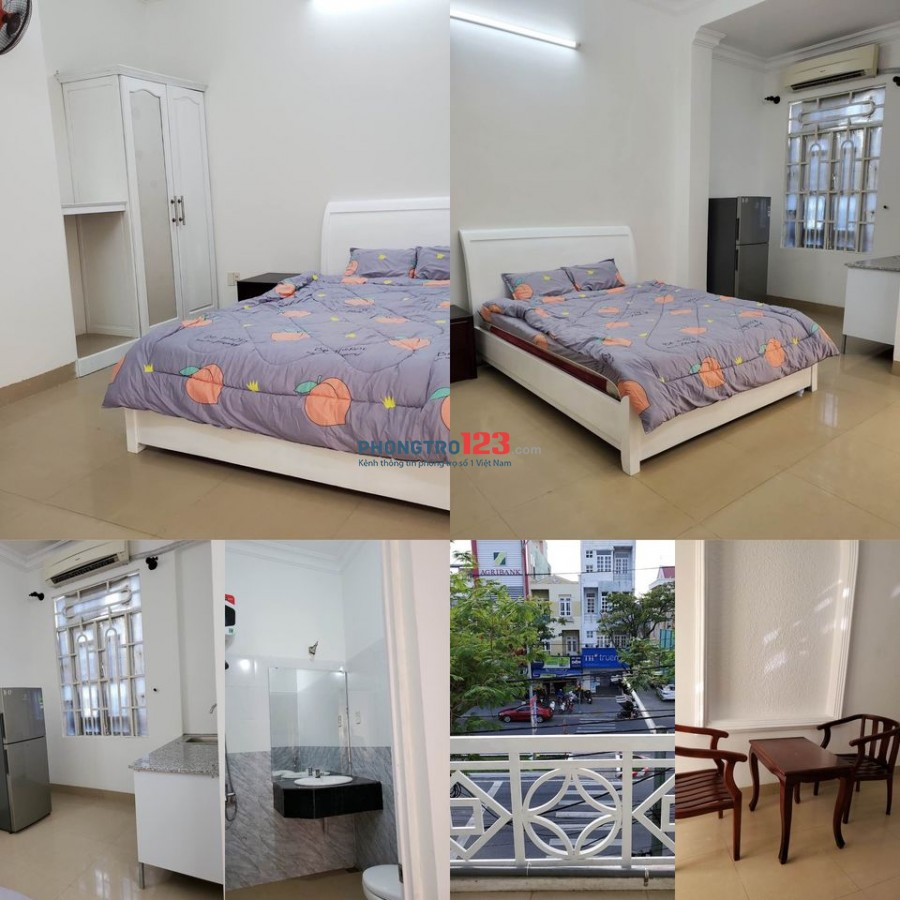 Cho thuê phòng full nội thất tại 187 Đường Nguyễn Hữu Thọ, Quận Hải Châu, Đà Nẵng