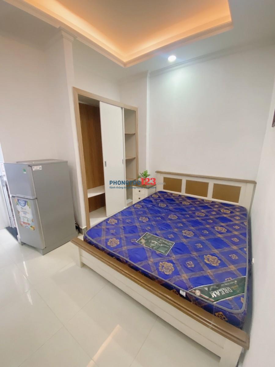 Siêu phẩm studio giá rẻ mùa dịch phòng 20m3 ở được tối đa 3 người tại Nguyễn Văn Linh Quận 7