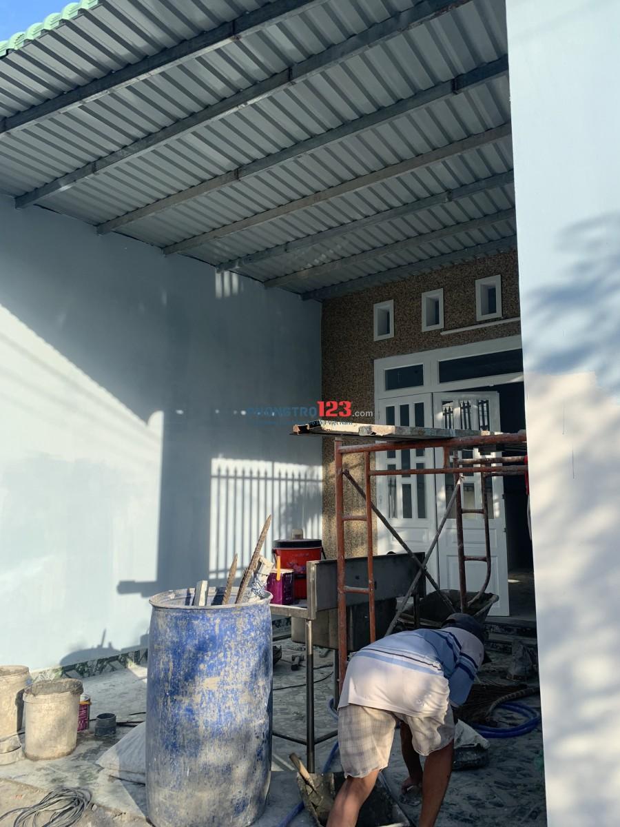 Cho thuê nhà mới xây ở Phú cường gần cà phê không gian xanh giá 12tr/ 1 tháng