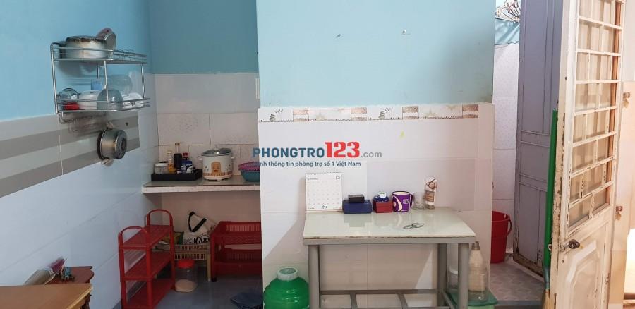 Cho thuê phòng trọ (riêng chủ) gần chợ, gần trường học tại Thanh Khê