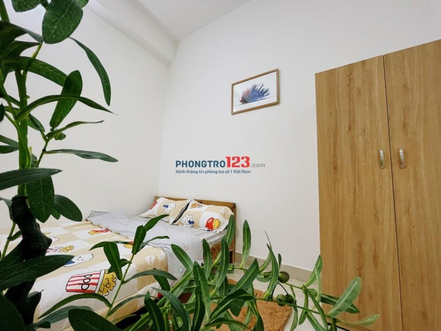 Căn hộ mini mới khai trương 100%. Tại: 352 Nguyễn Xí Phường 13 Quận Bình Thạnh