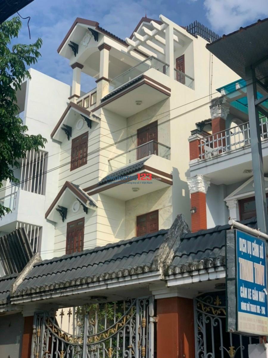 Phòng biệt thự cách Lê Văn Thịnh 20m, gần chợ Cây Xoài