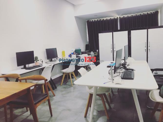 Cho Thuê Văn Phòng, Officetel Đường Mai Chí Thọ Quận 2, đầy dủ nội thất