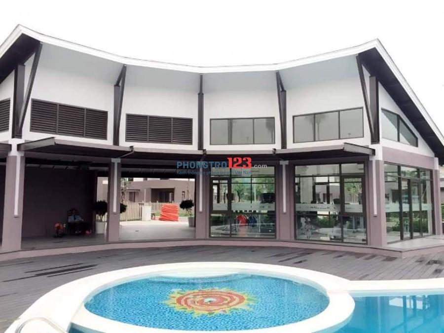 Cho thuê biệt thự Valora Fuji chính chủ quận 9. Diện tích sử dụng: 169 m2 bao gồm 1 trệt + 1 lầu