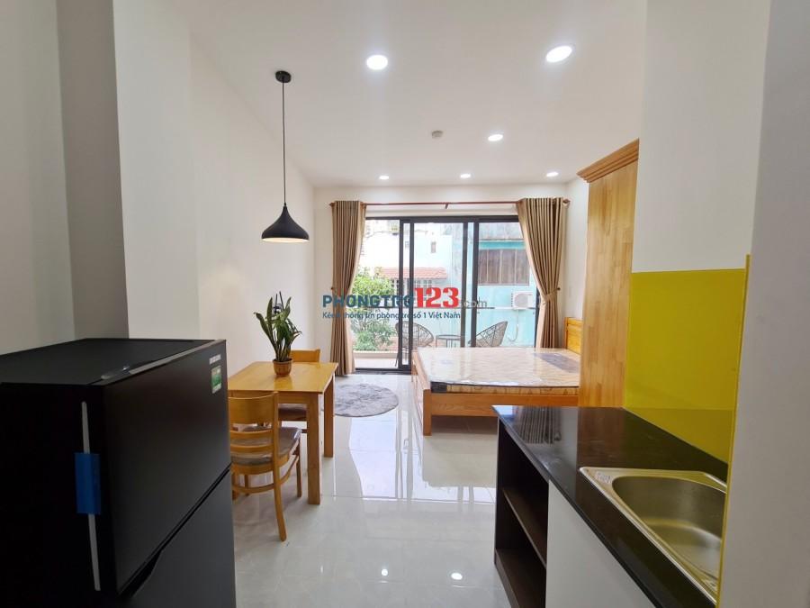 Phòng đẹp ban công lớn tại 1️01/33 Nguyễn Văn Đậu, P5, Bình Thạnh