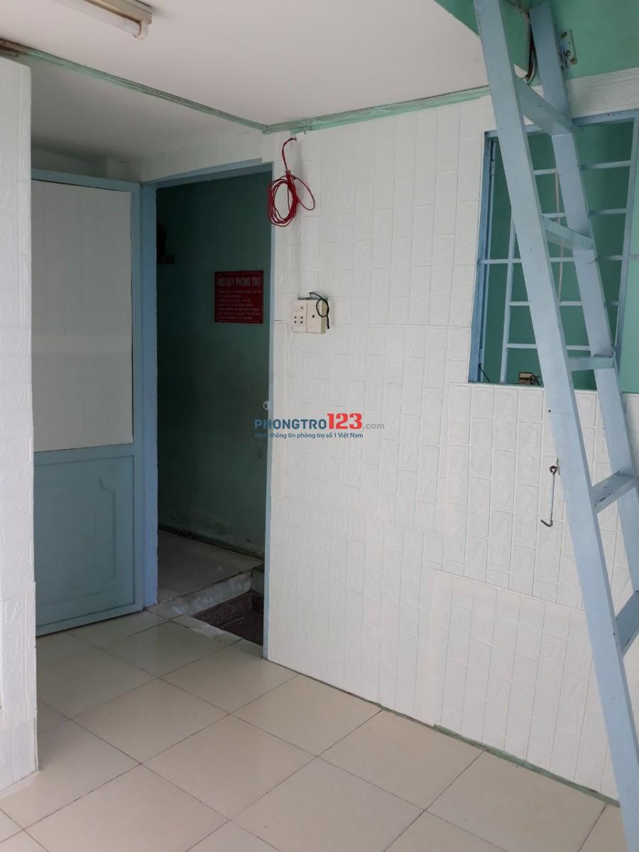 Phòng trọ: Tân Hòa Đông, P14, Q6. TPHCM. Giá: 2 triệu/tháng. LH. C.Thu :0918410614.