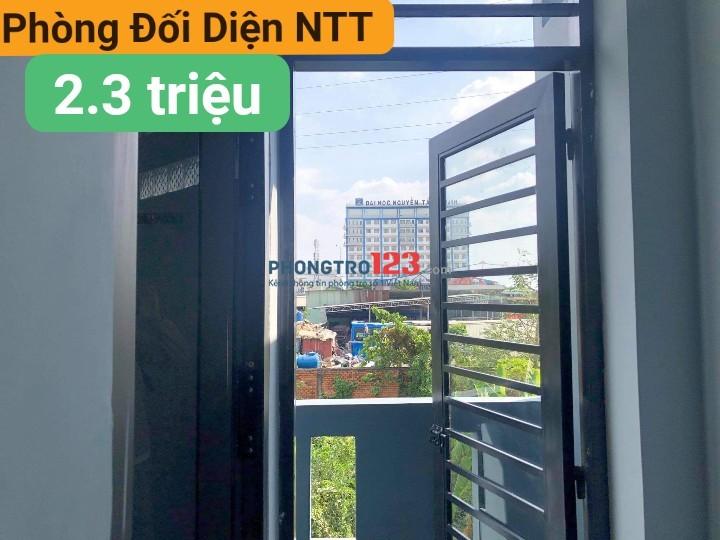 Trọ giá rẻ tại An Phú Đông gần đại học Nguyễn Tất Thành. Mừng Khai Trương giảm Thêm 50% tháng đầu. Chỉ còn 1150k