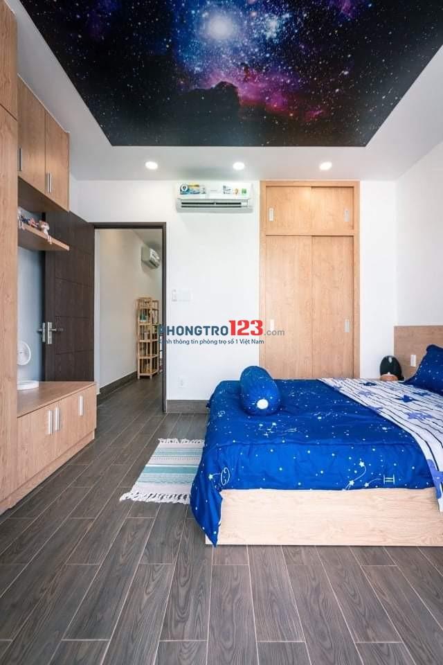 Siêu Phẩm Nguyên Tầng Căn Hộ Cao Cấp CXĐT, TT Q3, Nội thất Luxury, Smarthome - 9Tr