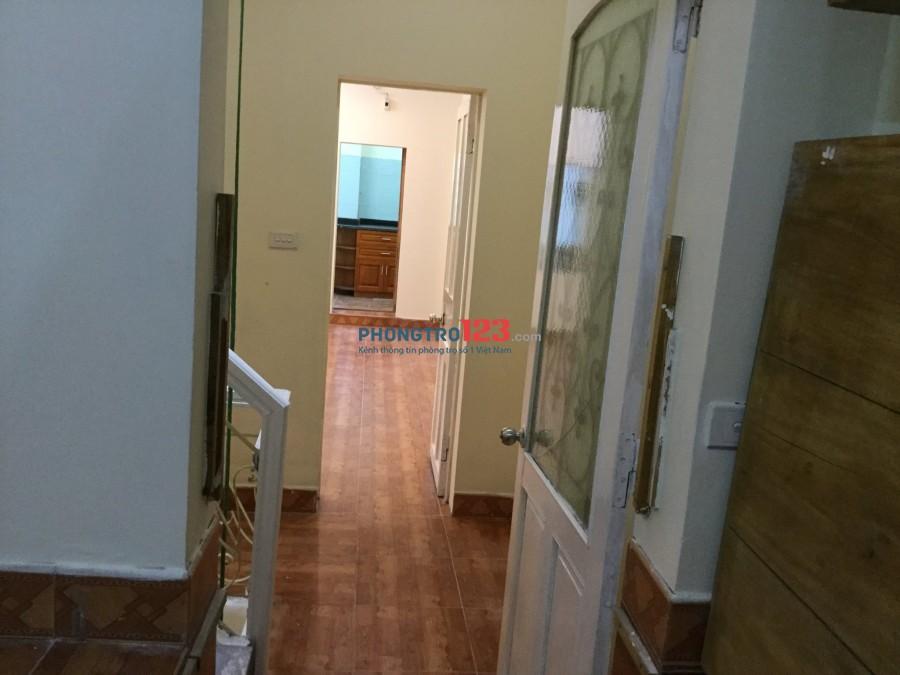Cho thuê nhà riêng Trần Cung – Cầu giấy S60m2 một tầng một tum.