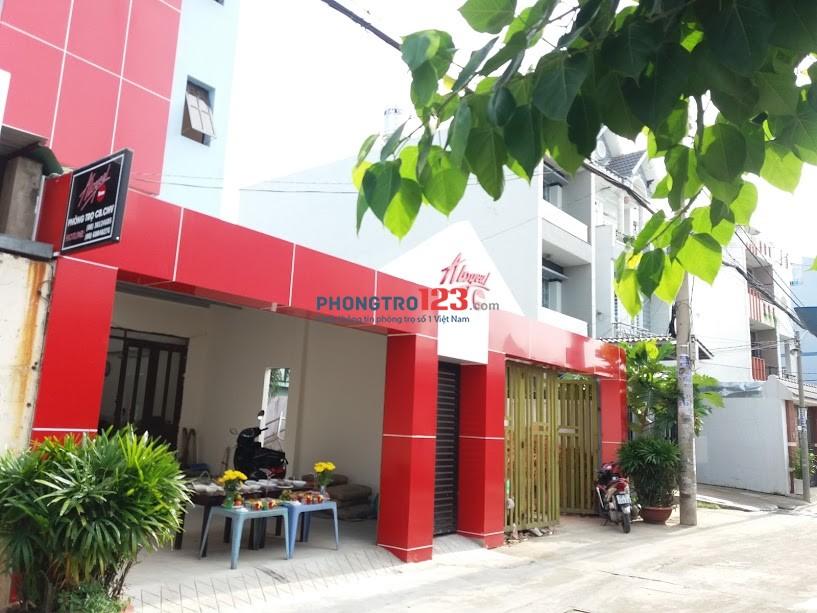 Cho thuê phòng trọ đẹp diện tích 20-25m2, giá 2.0 - 2.5 triệu.