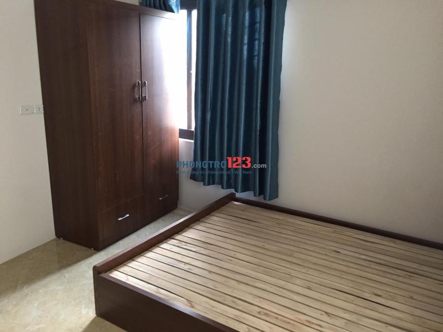 Cho thuê phòng trọ 2/24/73 Nguyễn Lương Bằng Đống Đa, rộng 20m2, giá rẻ