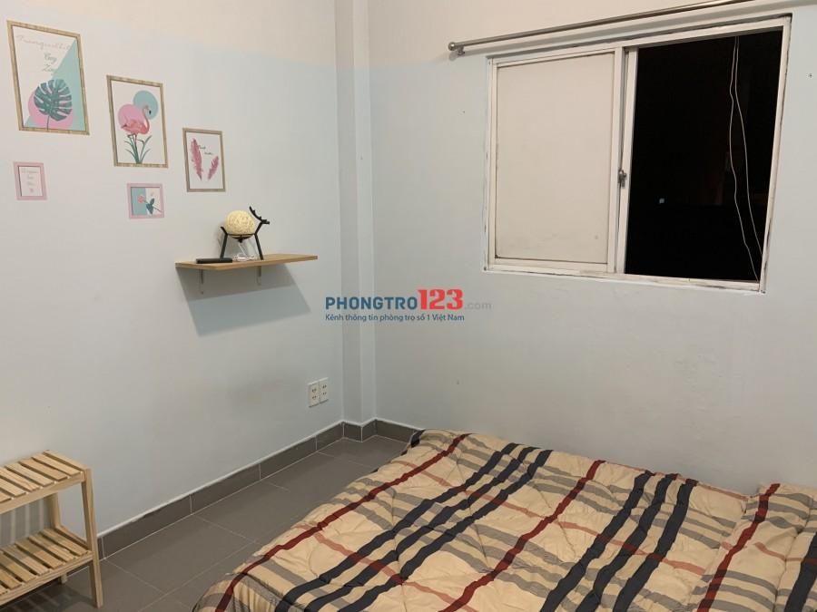 Cho thuê Phòng quận Phú Nhuận - Đầy Đủ Nội Thất - Cô Giang Q. PN - 18M2 - Chỉ 3.5tr/T-0911390101