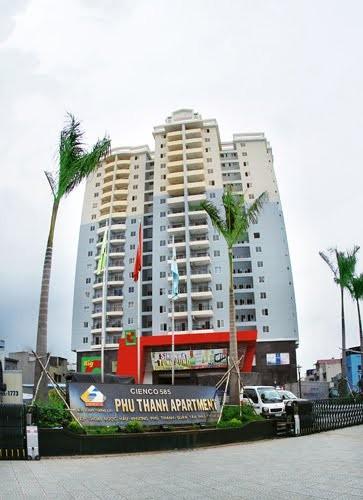Cho thuê căn hộ 82m2, chung cư Phú Thạnh Q. Tân Phú