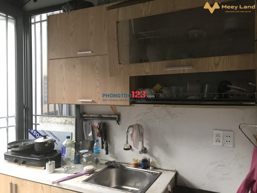 Cho thuê căn hộ tập thể Thông Tấn Xã Việt Nam, Thọ Lão, Hai Bà Trưng, Hà Nội