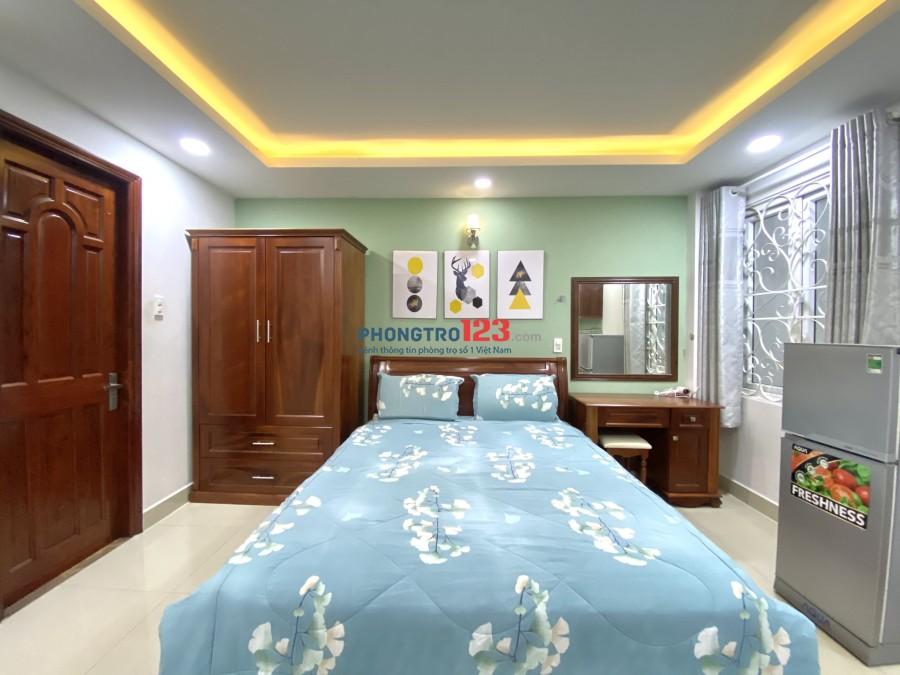 Full nội thất cao cấp Siêu đẹp Hình 100% thậtTrung tâm Q. Tân Bình