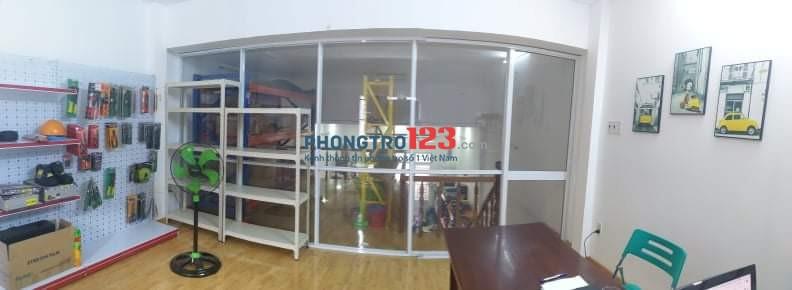Cho thuê mặt bằng 5x20 mặt tiền Đường 20 P Bình Hưng Hòa Q Bình Tân