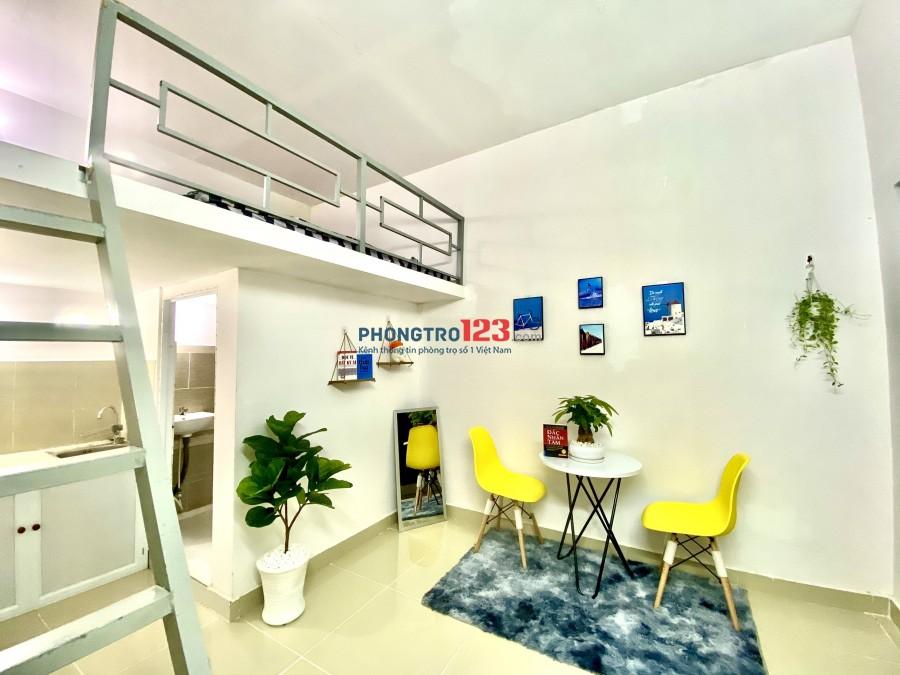 Cho thuê phòng trọ cao cấp mới xây sạch sẽ gần trung tâm