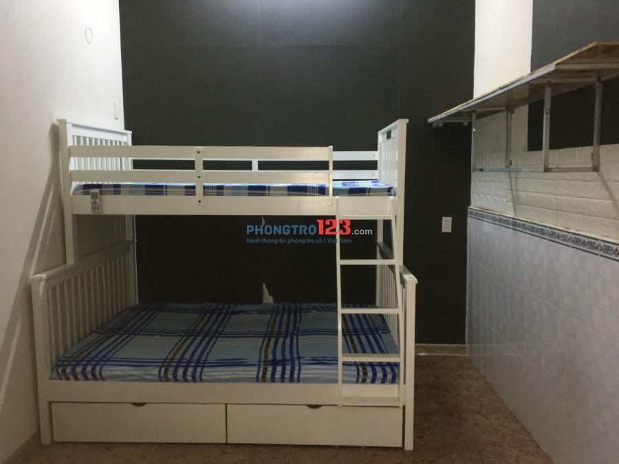 Phòng trọ bình dân ngay trung tâm Q1. các mức giá từ 1.3 – 3 triệu/tháng