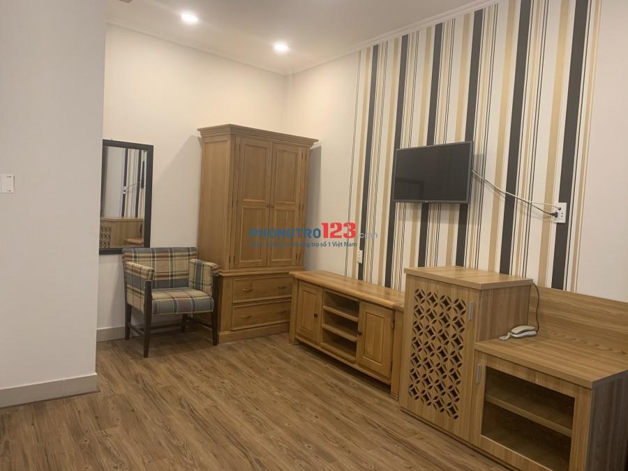 Cho thuê Căn hộ dịch vụ full nội thất trung tâm quận Tân Bình