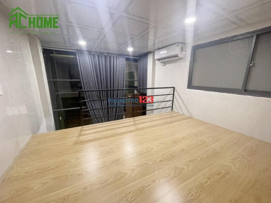 Phòng mới 100% full nội thất, có gác. Tại 149/64 Đường Tân Thới Nhất 17 gần Cầu Tham Lương Quận 12