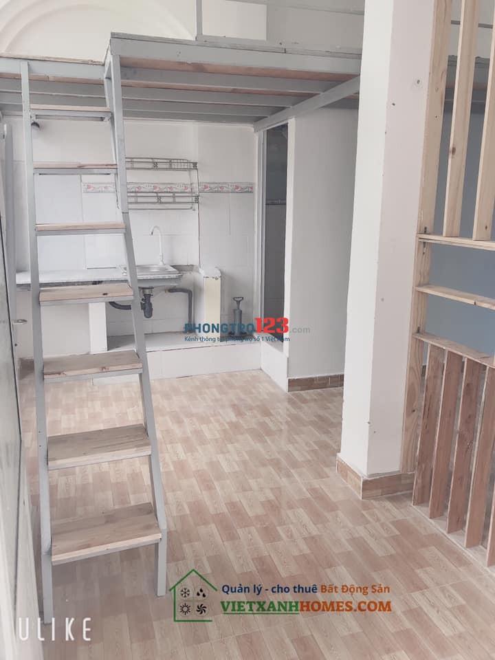 Phòng trọ mới thoáng mát đường C18, P12, Tân Bình (K300) - Hỗ trợ setup - từ 2.7tr - 3.1tr - 3.5tr