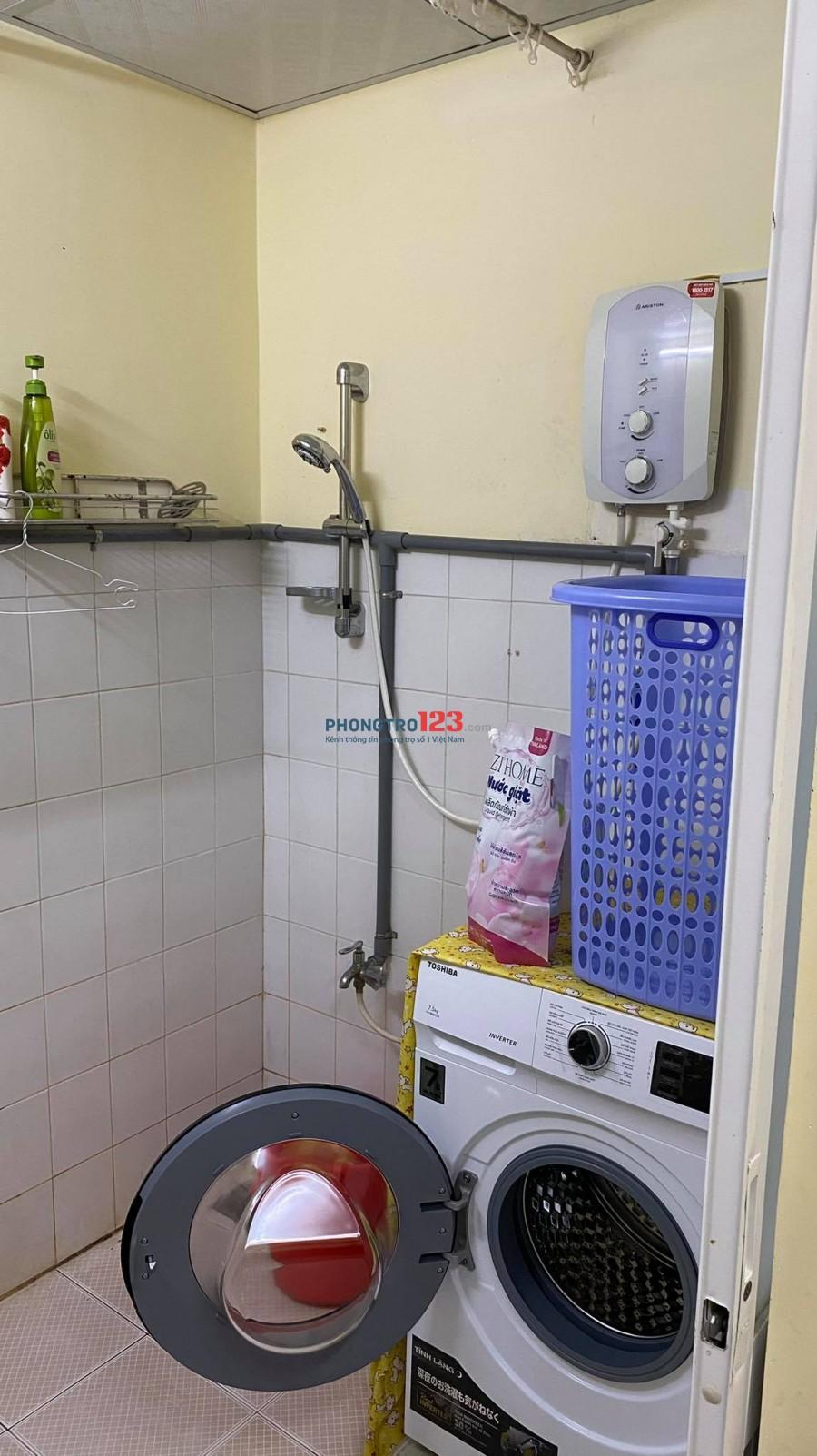 Còn phòng chính chủ gần Gigamall - Bao điện nước - tự do thoải mái
