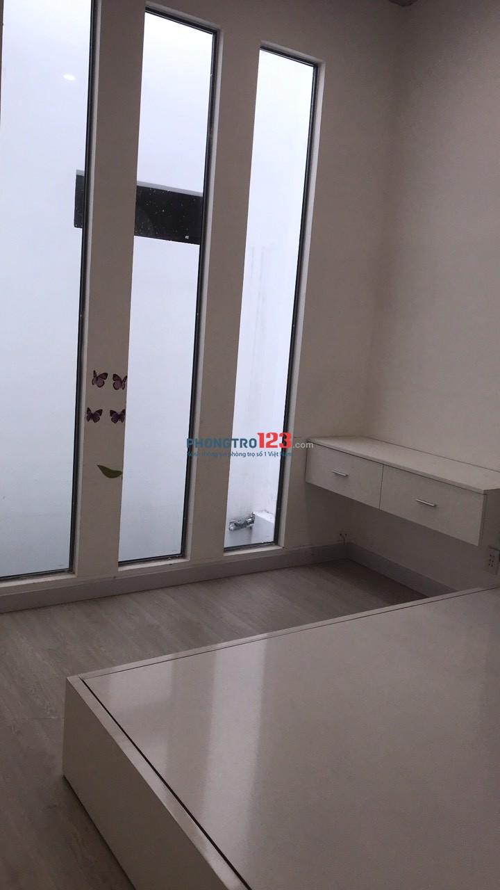 Phòng trọ mới xây Hồ Đắc Di, Tân Phú