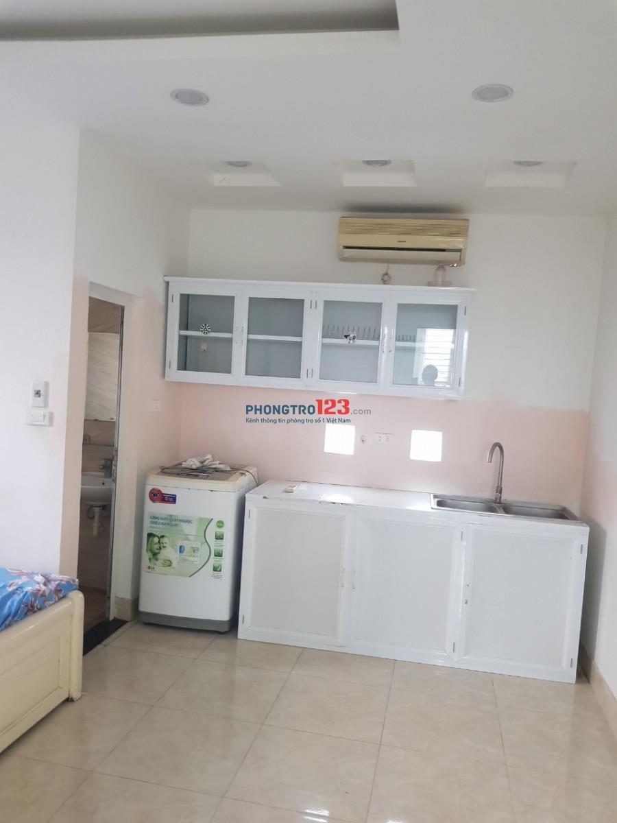 Cho thuê phòng trong chung cư mini khu Đặng Văn Ngữ, đầy đủ nội thất cơ bản