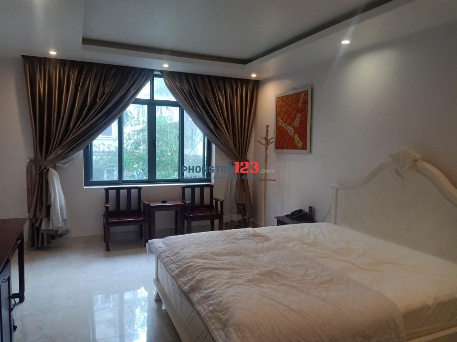 Cho thuê phòng trọ cao cấp tại khu đô thị mới Phú Mỹ Hưng quận 7 Tphcm