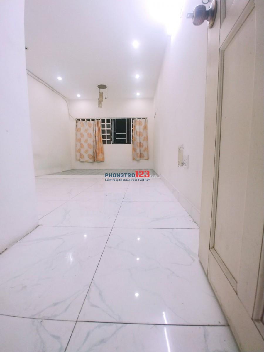 Phòng 25m2 sạch sẽ, mát mẽ, toilet riêng, không chung chủ tại 453/ Lê Văn Sỹ, Phú Nhuận