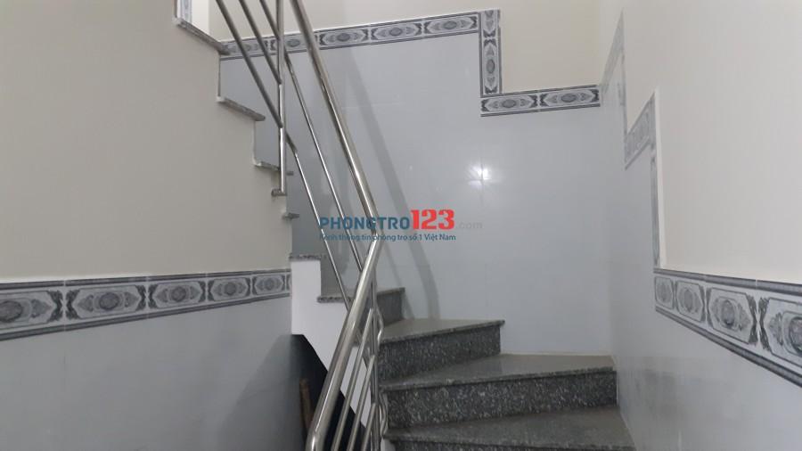 35/45 Phan Văn Hớn, Quận 12: Còn 1 phòng mới xây, có gác, wc riêng. Miễn phí chổ đễ xe, Wifi